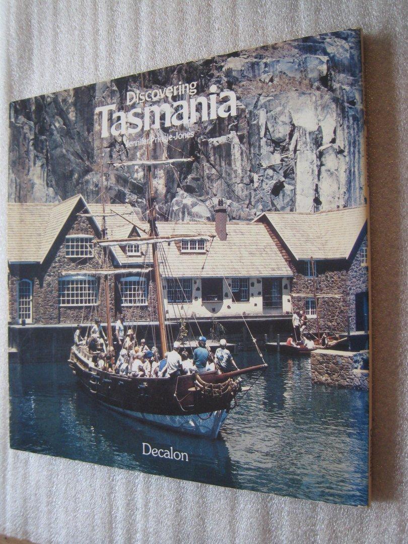 Jennifer Pringle-Jones - Discovering Tasmania