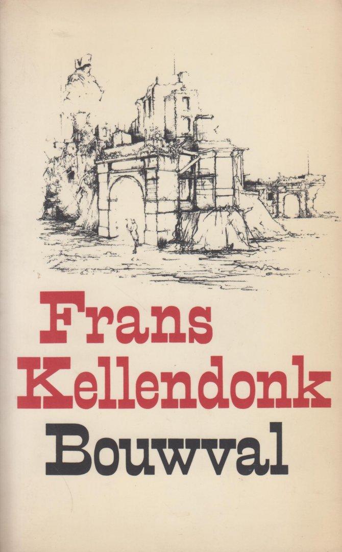 Kellendonk (Nijmegen, 7 januari 1951 - Amsterdam, 15 februari 1990), Franciscus Gerardus Petrus (Frans) - Bouwval gevolgd door Achter het licht & De waarheid en mevrouw Kazinczy. Drie geheel verschillende verhalen over mensen die zich in hun gedrang naar zelfverwerkelijking vervalsen, verkleden en/of verkwanselen