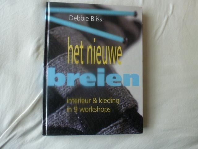 Boekwinkeltjes.nl - Bliss, D. - Het nieuwe breien / interieur en ...