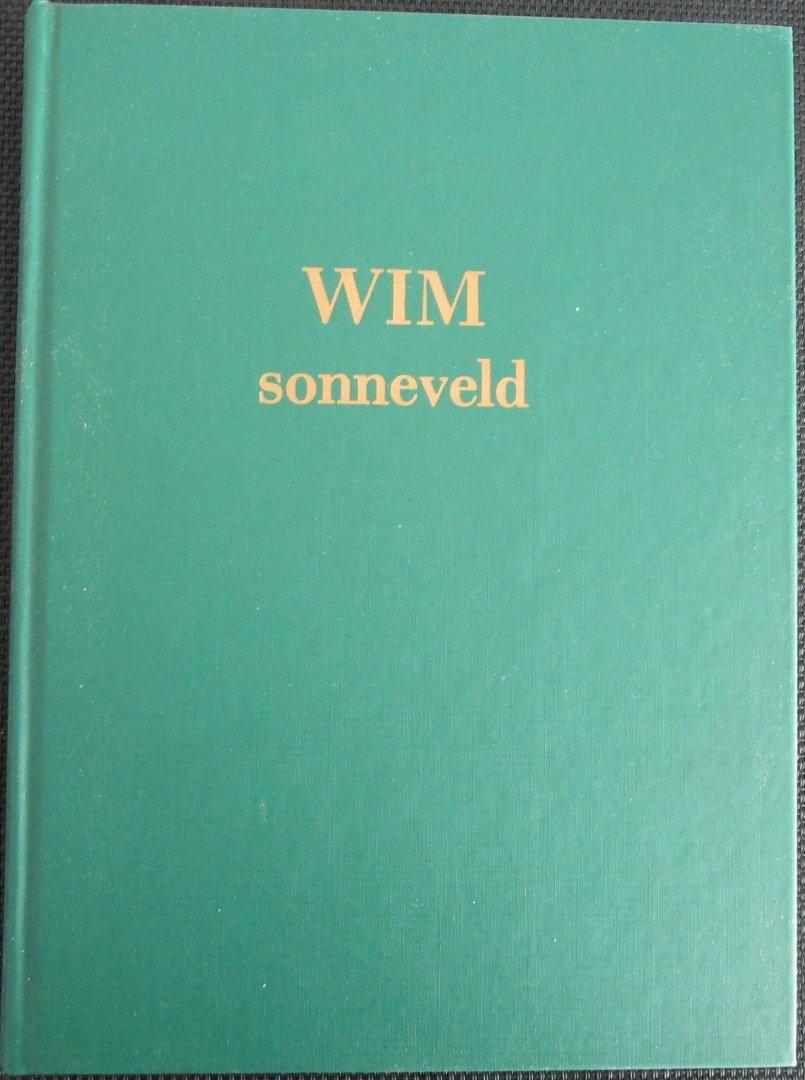 Hubert Janssen - Wim Sonneveld gezien door Hubert Janssen