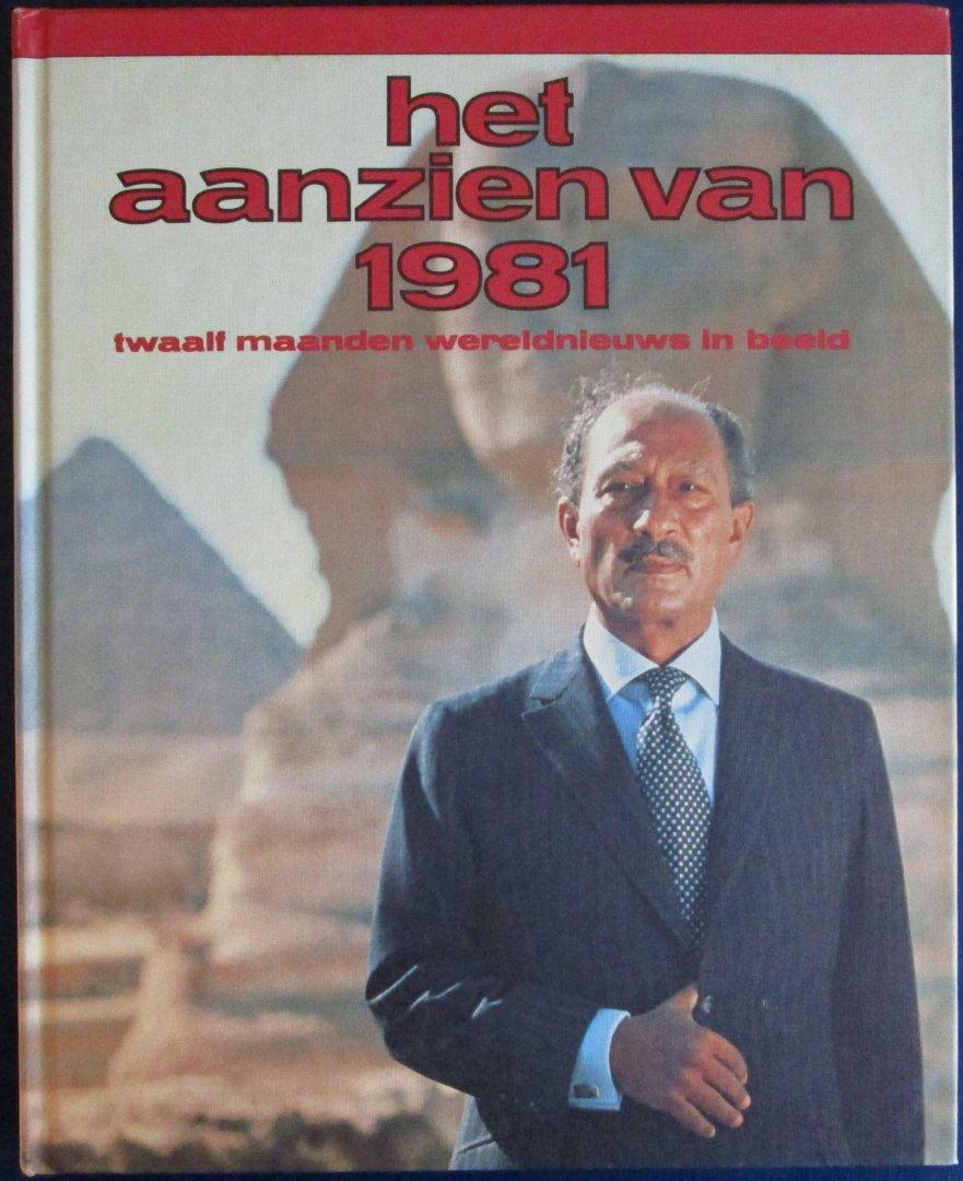 Samengesteld door Simon Spaarndam - Het aanzien van 1981, Twaalf maanden wereldnieuws in beeld