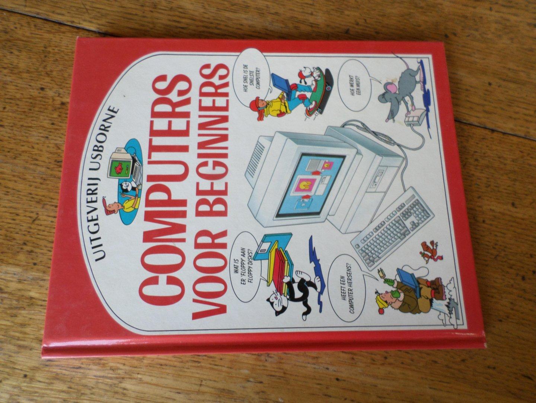 Stephens, Margaret & Rebecca Treays - Computers voor beginners
