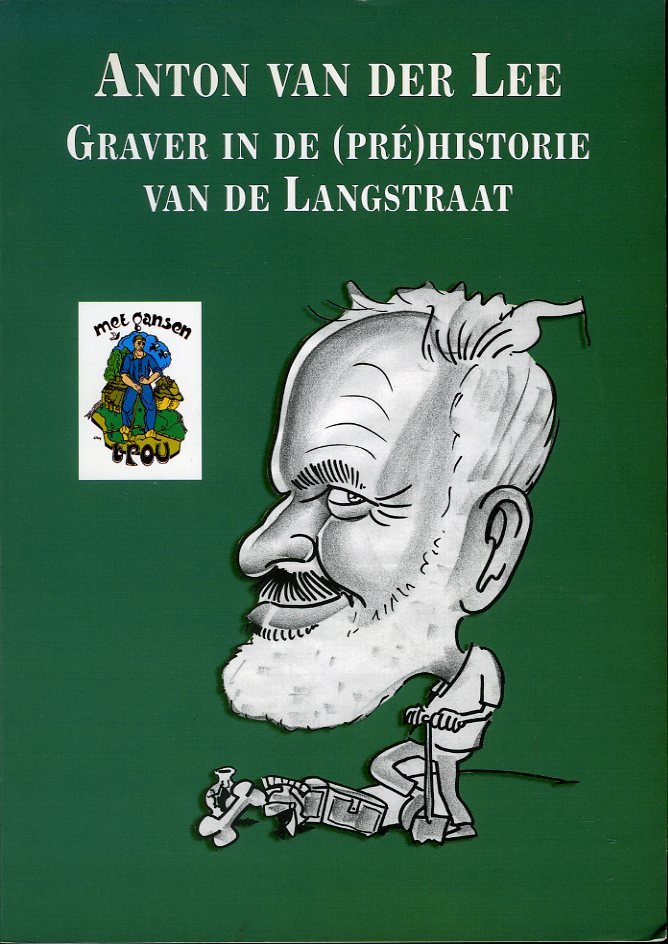 Anton van der Lee. Graver i...