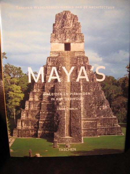 Stierlin, H. - Maya's. Paleizen en piramiden in het oerwoud.