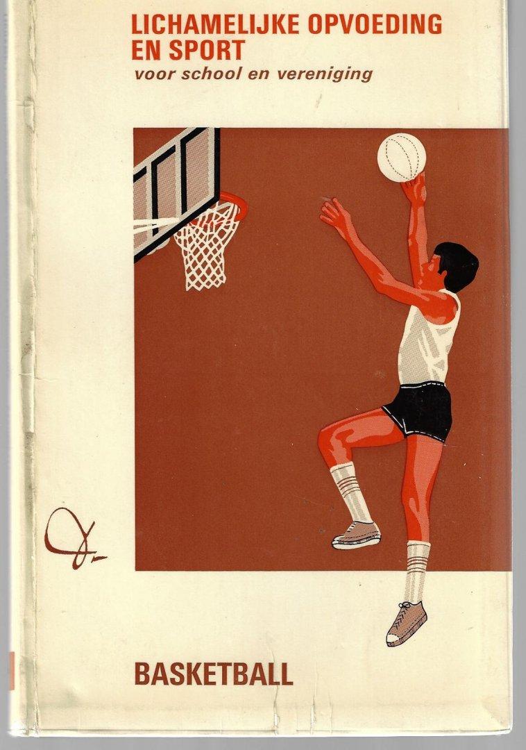 TIMMERMANS, E.H. - Lichamelijke opvoeding en sport voor school en vereniging deel 9 - Basketball -Basketball
