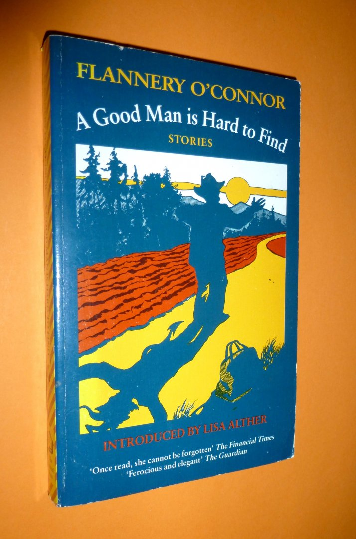 a reading report on a good man is hard to find by flannery oconnor