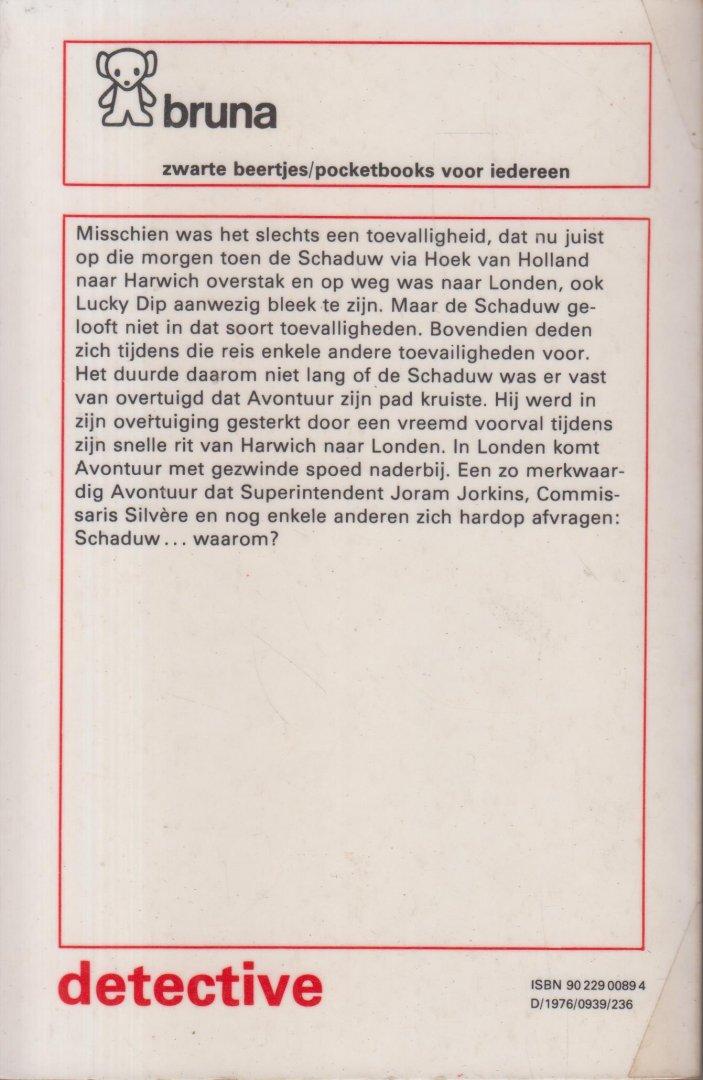 Havank (Pseudoniem van Hendrikus Frederikus (Hans) van der Kallen (Leeuwarden, 19 februari 1904 – Leeuwarden 22 juni 1964)) - Schaduw waarom? of de stalen bruiloft