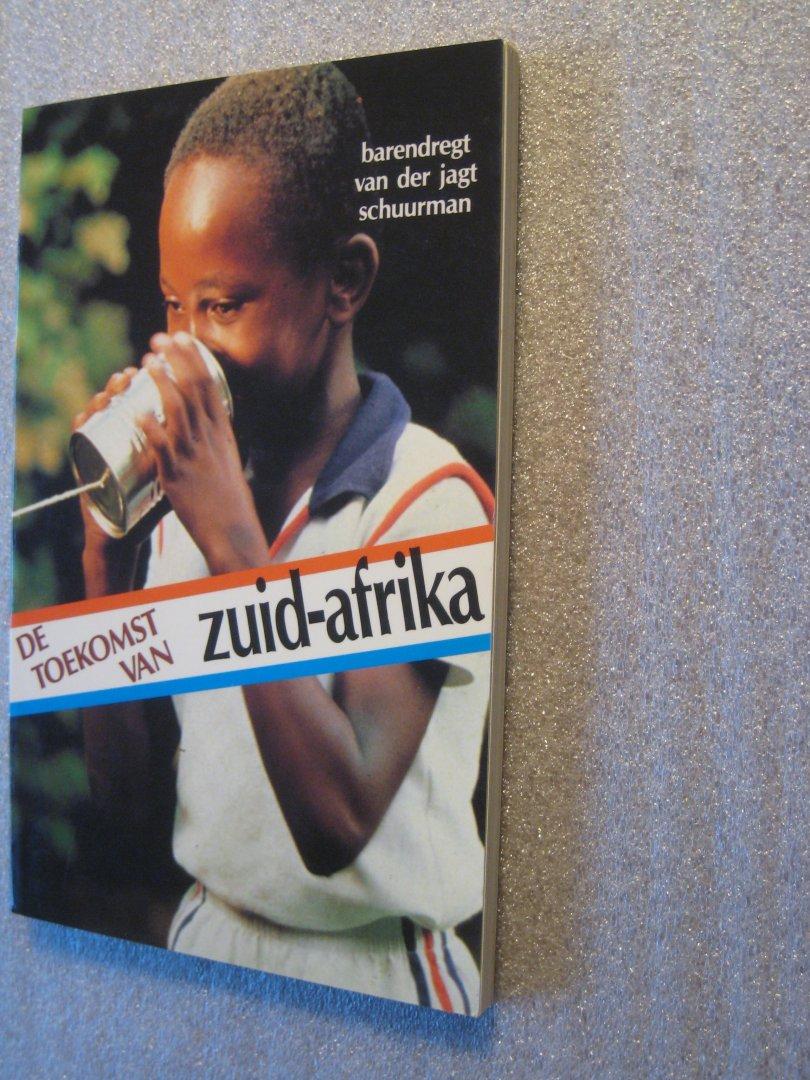 Barendregt / Jagt, van der / Schuurman - De toekomst van Zuid-Afrika