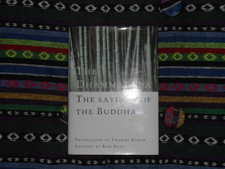 the dhammapada dass ram buddha byrom thomas