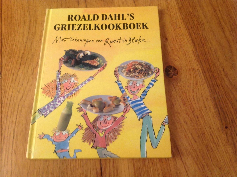 Dahl, Roald - Roald Dahl s Griezel kookboek