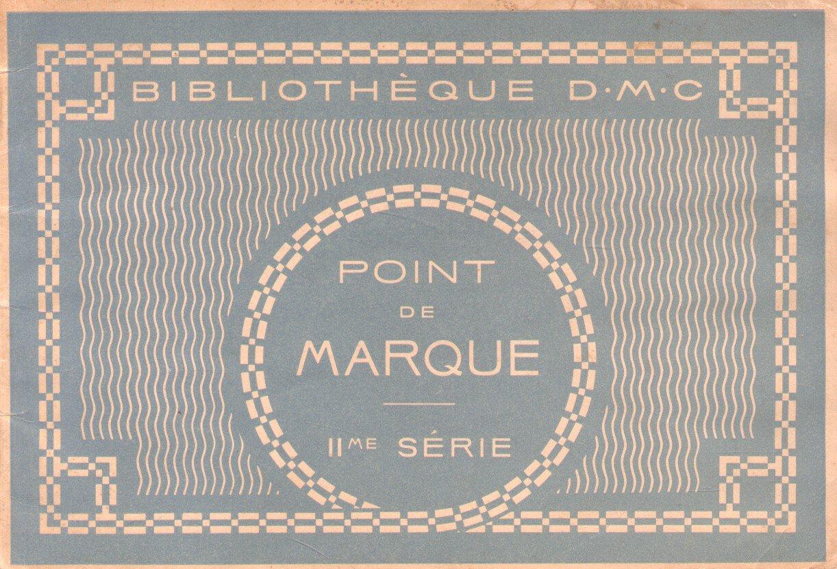 Bibliothèque D.M.C. - Point de Marque (IIme série)