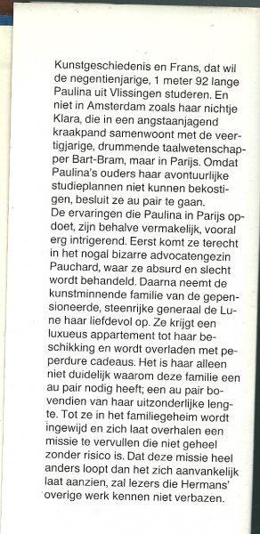 Hermans, Willem Frederik - Au Pair