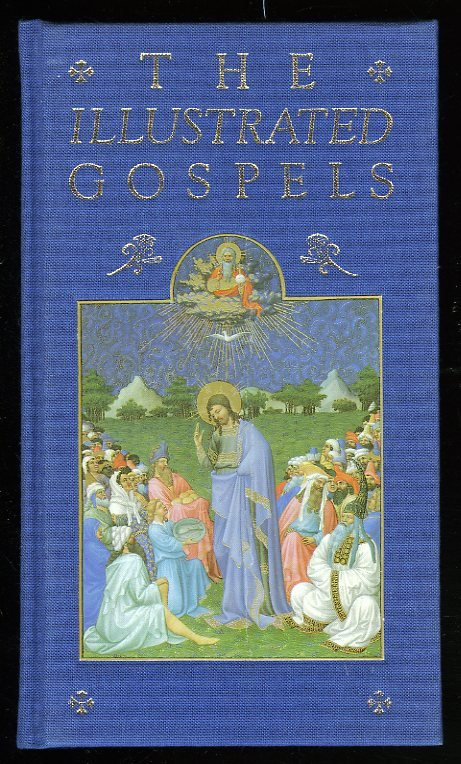 N/A - The Illustrated Gospels. According to St. Matthew, St. Mark, St.Luke and St. John