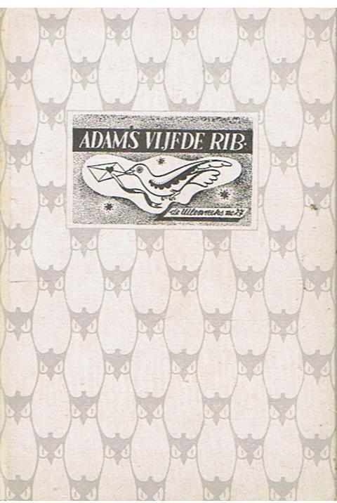 Guermonprez, Paul en Meter, Leo (illustraties) - Adam's vijfde rib - schoonheden van het zwakke geslacht en zwakheden van het schone geslacht
