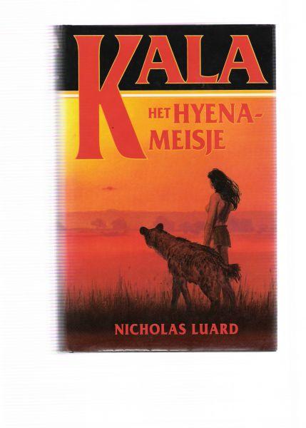 Luard - Kala het hyenameisje / druk 1