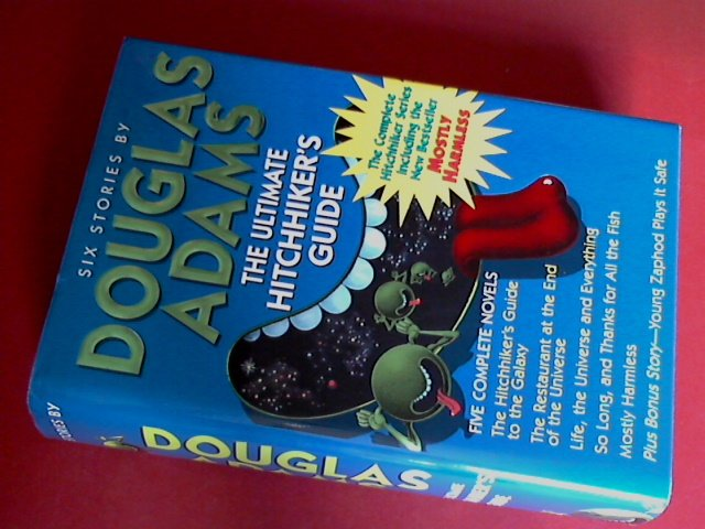 Adams, Douglas - The ultimate hitchhiker's guide - Complete and unabridged