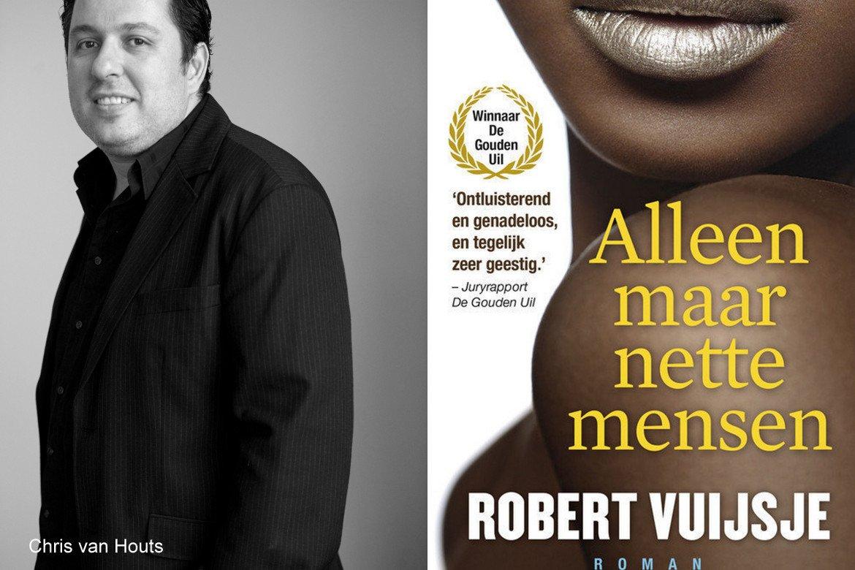 Citaten Uit Alleen Maar Nette Mensen : Boekwinkeltjes vuijsje robert alleen maar nette mensen