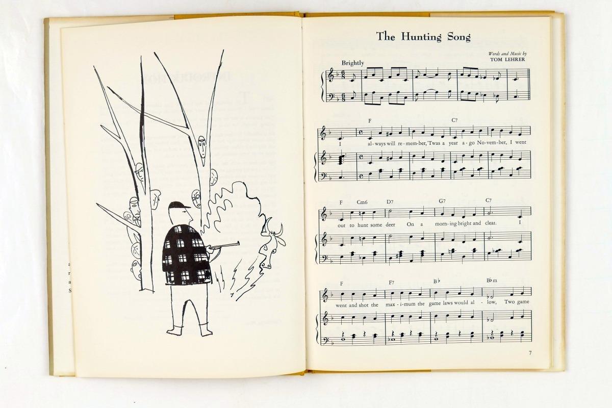 Lehrer, Tom - The Tom Lehrez Songbook (3 foto's)
