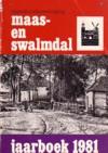 - maas en swalmdal jaarboek 1981