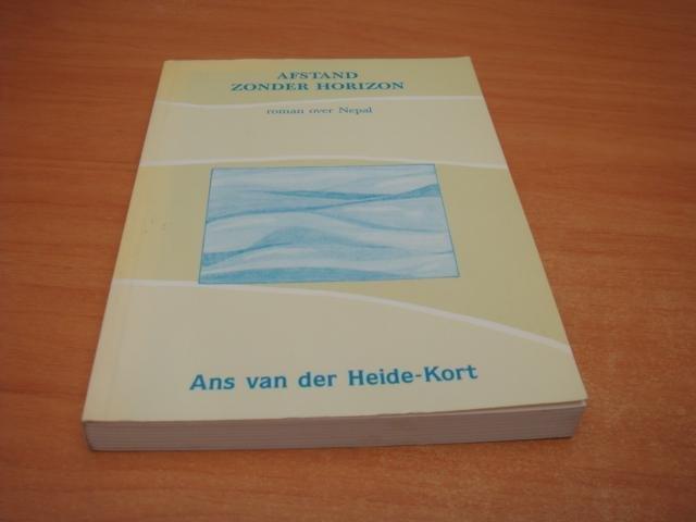 Boekwinkeltjes Nl Heide Kort Ans Van Der Afstand Zonder
