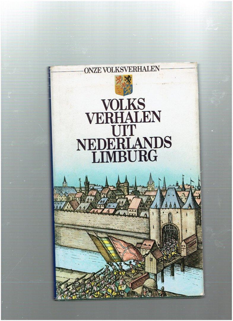 tjaard - haan, w.r.de - blecourt ( redactie ) - volks verhalen uit nederlands limburg