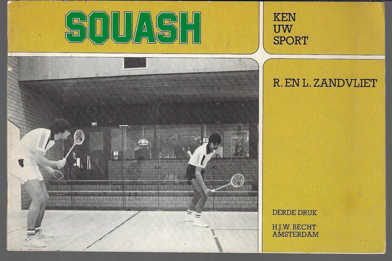 ZANDVLIET, R. EN L. - Ken uw sport - Squash
