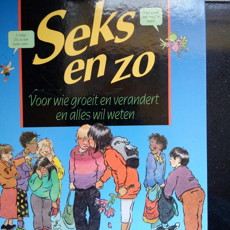 Boekwinkeltjes.nl - Harris, Robie H. - Seks en zo. Voor