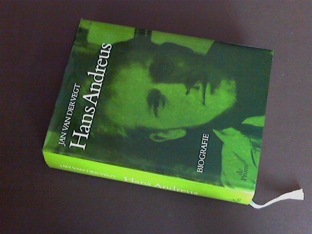 Vegt, Jan van der - Hans Andreus - Biografie