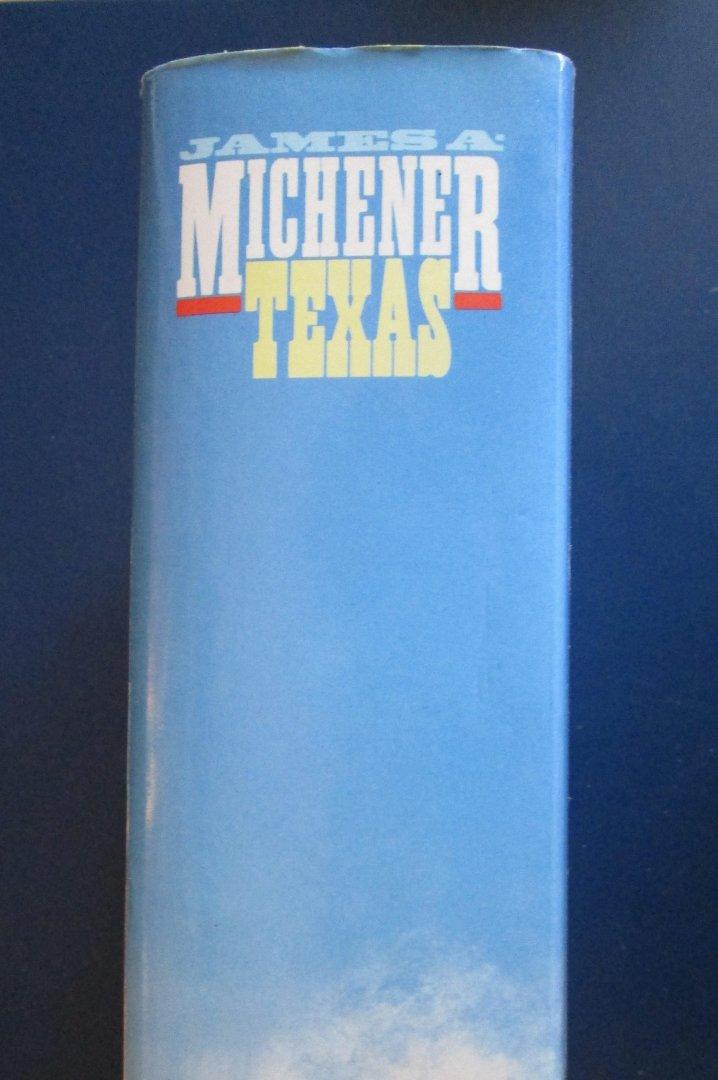 Mitchener, James A. - Texas