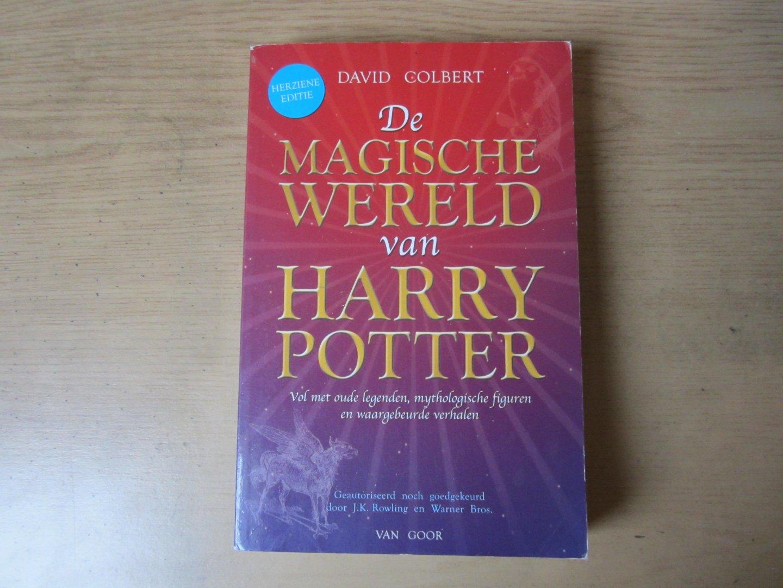 de wereld van harry potter boek
