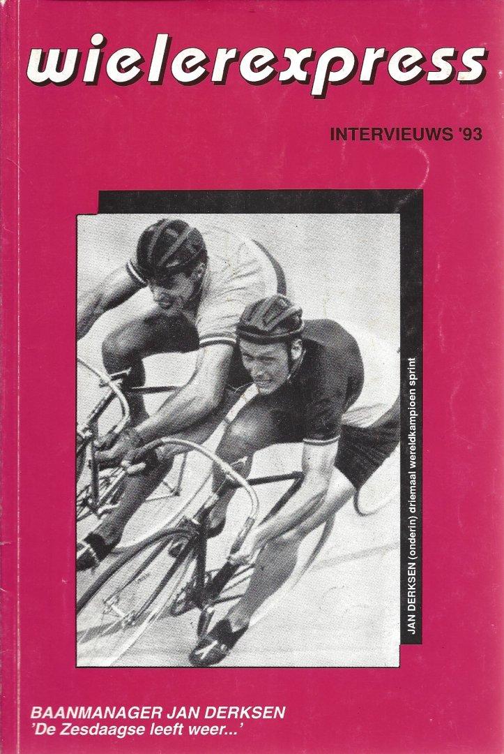ZOMER, JAN - Wielerexpress '93 -Editie 1993