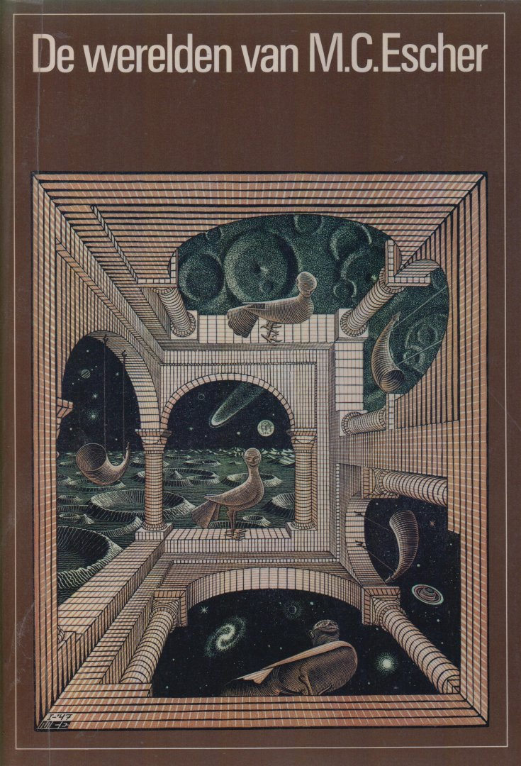 Locher (red), J.L. - De werelden van M.C. Escher