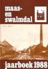 - maas en swalmdal jaarboek 1988
