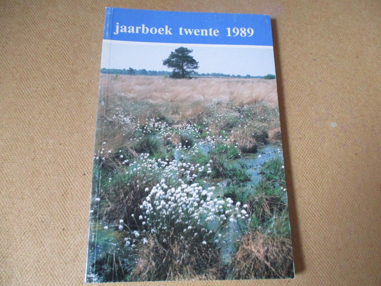 Jaarboek Twente / diverse auteurs - 1989 - Jaarboek Twente - achtentwintigste jaar