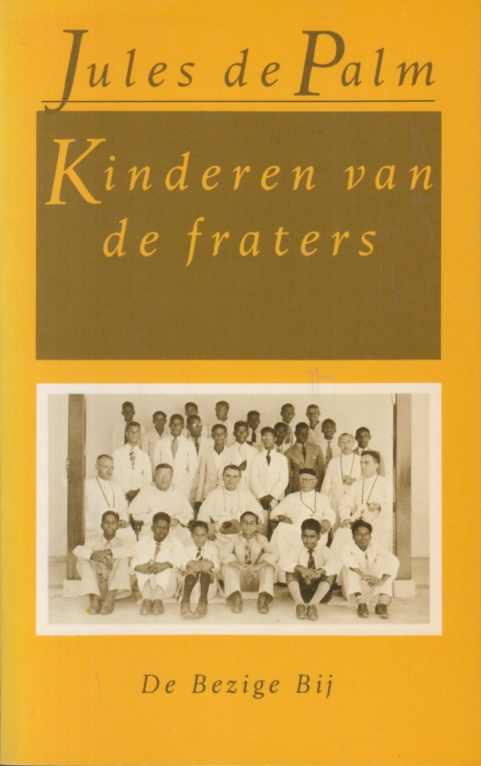Palm (25 januari 1922 Curaçao - 30 september 2013), dr Julius Philip de - Kinderen van de fraters