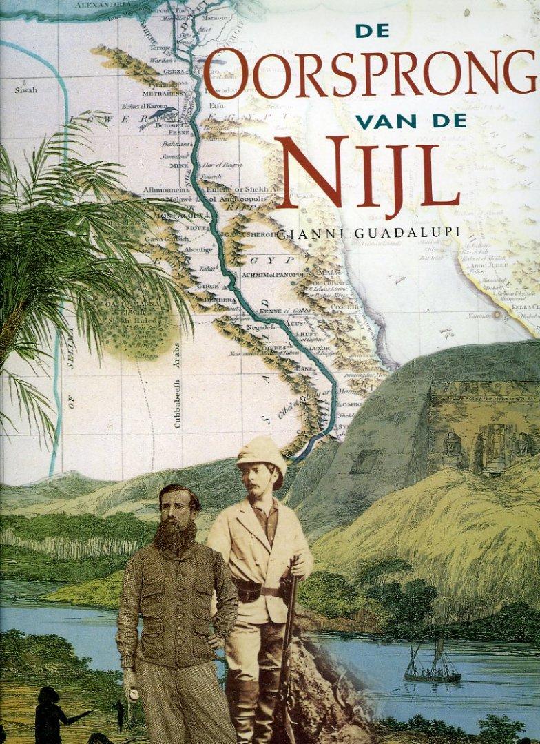 De oorsprong van de Nijl