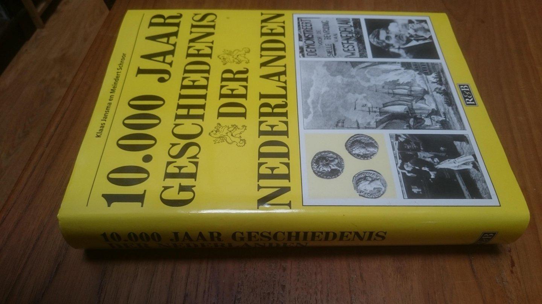 Jansma, Klaas & Schroor, Meindert - 10.000 jaar Geschiedenis der Nederlanden  ...