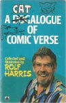 Harris, Rolf - A CATALOGUE OF COMIC VERSE