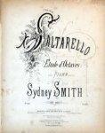 Smith, Sydney: - [Op. 102] Saltarello. Etude d`octaves pour piano. Op. 102