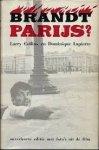 Collins, Larry en Dominique Lapierre, Hartog, L.J., E. Hillesum - Brandt Parijs ? - De slag om Duitsland - Twee brieven uit Westerbork - Film op DVD over Adolf Hitler