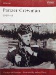 Williamson, Gordon.  Vuksic, Velimir. - Panzer Crewman 1939-45. Warrior 46.