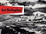 - Het Deltaplan - brochure incl. los bestelbiljet voor de gids voor de deltawerken door J.S. Lingsma