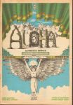 Diverse auteurs - Aloha 1972 nr. 08, 11 tot 25 augutus, Dutch underground magazine met o.a.  PETER FRAMPTON ( foto + 1 p.), lp recensie DAVID BOWIE (Rise and Fall), JIMI HENDRIX, lp recensie EAGLES, zeer goede staat