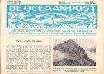 SMN - De Oceaanpost Achste jaargang Zomernummer 1 Z