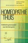 Cummings, Stephen & Dana Ullman (voorwoord Paul van Dijk, arts) - HOMEOPATHIE THUIS - PRAKTISCHE GENEESWIJZER VOOR HET HELE GEZIN