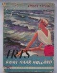 ERLING, CHINNY, - Iris komt naar Holland.