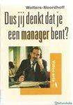 Herwig Arts - Dus jij denkt dat je een manager bent ?