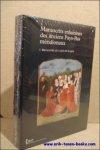 P. Schandel, I. Hans Collas (eds.) - Manuscrits enlumines des anciens Pays-Bas meridionaux, Manuscrits de Louis de Bruges