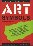 IBOU, Paul; - ART SYMBOLS. INTERNATIONAL COLLECTION OF SYMBOLS AND LOGOS OF ART & DESIGN EXHIBITIONS, MUSEUMS, GALLERIES AND CULTURAL MANIFESTATIONS DESIGNED BY FAMOUS ARTISTS AND LEADING DESIGNERS WORLDWIDE,