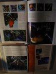 redactie o.a.Henk v d Wal - Onze vogels  2 jargangen 2002  en 2003